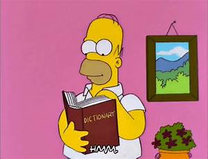Homer Simpson Nod GIF  Find & Share on GIPHY