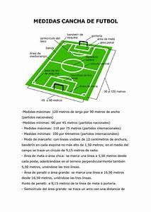 Calaméo Medidas cancha de fútbol
