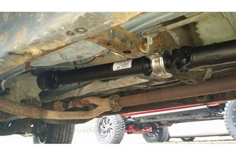 toyota tacoma warranty extension  universal joint