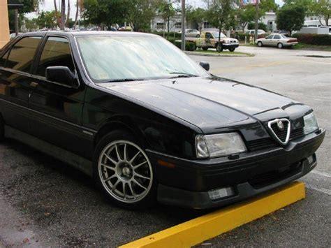 Alfa Romeo 164s by 1991 Alfa Romeo 164s Restauration Project For Sale Alfa