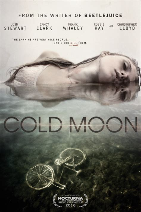 'cold Moon' Horror Film, Directed By Griff Furst, Debuts