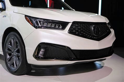 acura mdx  spec  coming