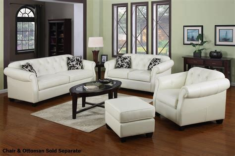 White Sofa And Loveseat by Kristyna White Leather Sofa And Loveseat Set A