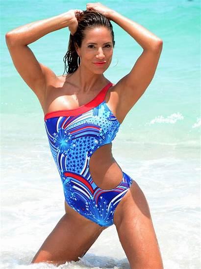 Nicole Jennifer Lee Swimwear Exercise Clothing Olympia