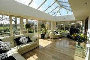 la veranda moderne80 idees chic et tendance With couleur pour salon moderne 8 la veranda moderne 80 idees chic et tendance