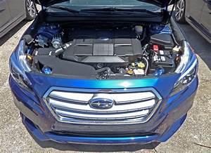 2015 Subaru Legacy  Improved Technology And Fuel Economy