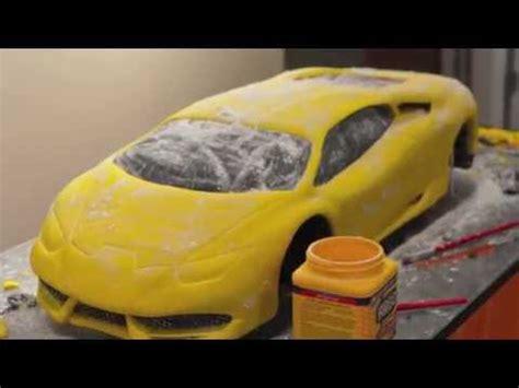 lamborghini huracan  cake youtube