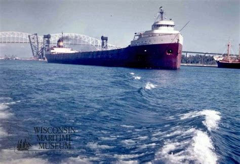 Edmund Fitzgerald Sinking Cause by 17 Best Images About Michigan History On Lakes