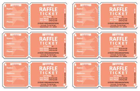 dinner ticket template word diy free raffle ticket templates for word templates