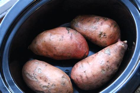 how to make yam how to make crockpot sweet potatoes family fresh meals