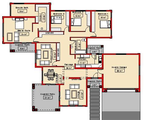 My House Plans House Plan Bla 021s My Building Plans