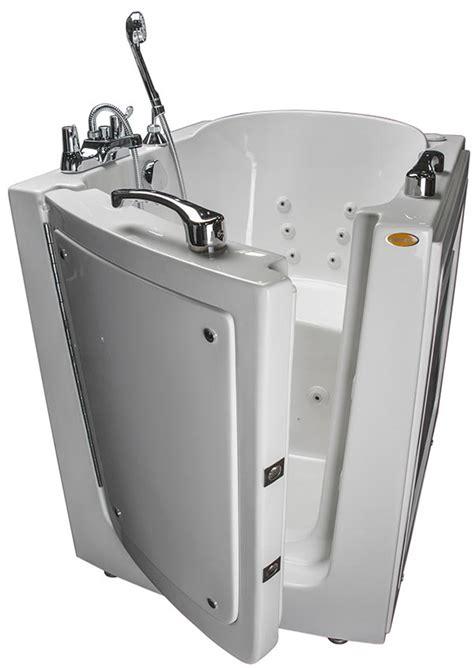 small walk in tubs 174 walk in tub models hydrotherapy bathing