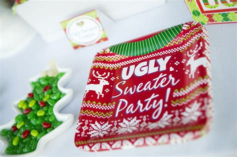 ugly sweater party  open house wed    pm