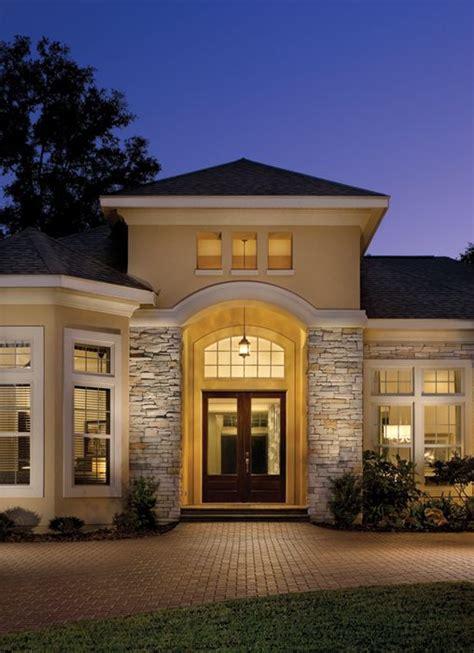 rutenberg gainesville luxury designer home stone work exterior house colors mediterranean