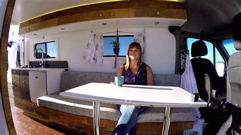 interior designing home 4x4 sprinter conversion cer tour