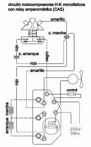 Refrigeraci U00f3n  U0026 Servicios  Circuito El U00e9ctrico Compresor
