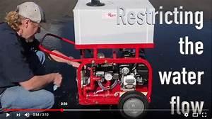 Dph 3b Hydrostatic Test Pump Self Test Video