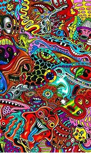 Trippy Backgrounds (74+ images)