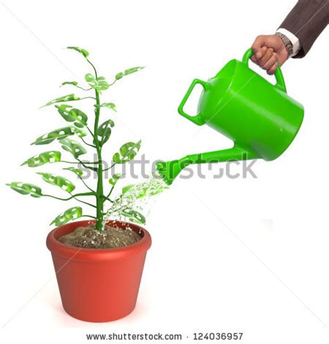 Watering Money Tree | Clipart Panda - Free Clipart Images