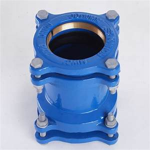 D I  Sleeve Type Coupling With Gripper For Hdpe