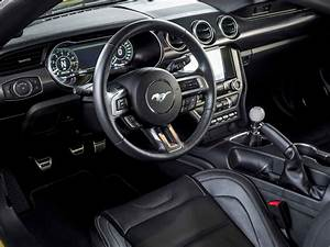 2021 Ford Mustang Mach 1 – most capable Mustang to land in Europe; 5.0L V8, 460 PS, 6-spd Tremec ...