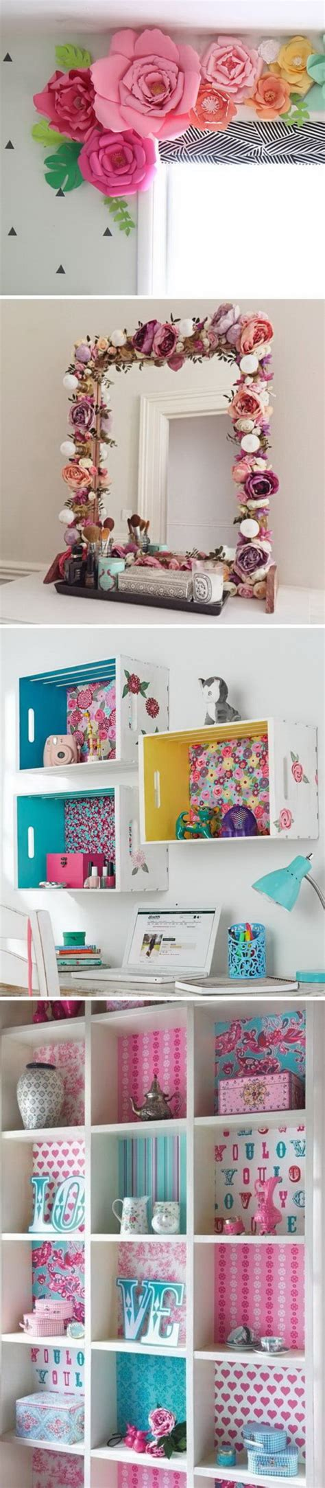 20 awesome diy projects to decorate a s bedroom