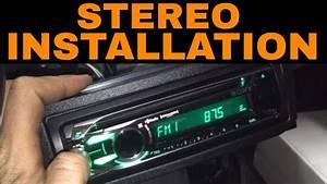 2001 Durango Radio  Stereo  Deck