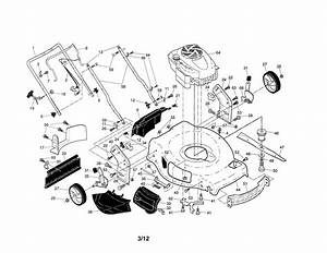 Craftsman Mower Parts