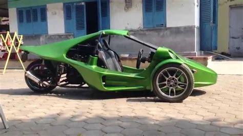 Motor Roda Tiga Modifikasi by Tgm Modifikasi Motor Tiga Roda Sigit Giri Purwana