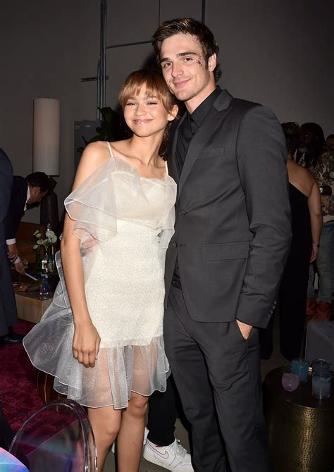 zendaya jacob elordi euphoria dating premiere greece australia joey king together kissing popsugar enjoy vacation movie celebrity were holland tom