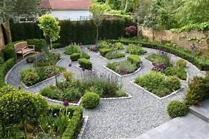 Gartengestaltung Mit Findlingen : gartengestaltung mit kies ideen mit naturstein und gr sern ~ Whattoseeinmadrid.com Haus und Dekorationen