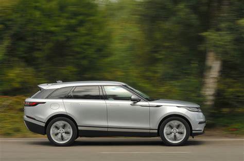 Review Land Rover Range Rover Velar by Range Rover Velar Review 2019 Autocar