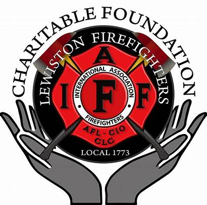 Iaff Local 1773 Firefighters Lewiston Card Charitable