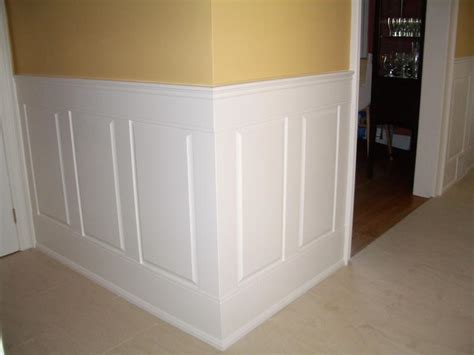 Decorations  The Advantages Of Wainscoting Kits For Diy