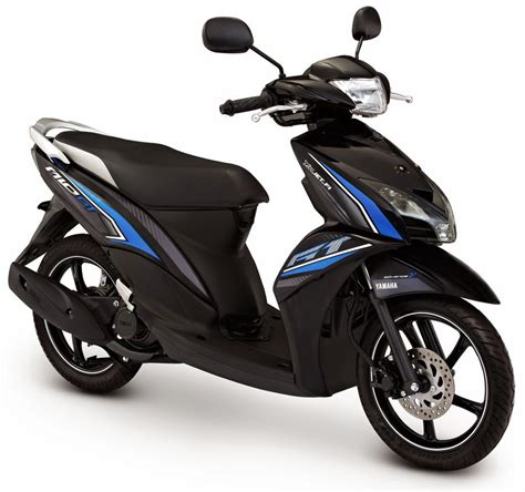 Modifikasi Mio Soul Blue by Modifikasi Mio 2010 Biru Informasi Jual Beli