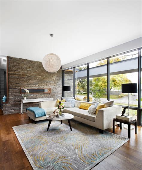 16 Splendid Midcentury Modern Living Room Designs You Can