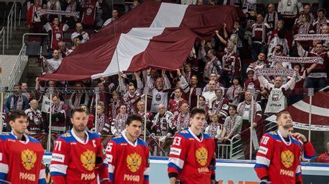 PČ favorīte Latvija virtuāli pieveic krievus, ceturtdien ...