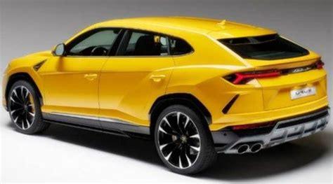 2020 Lamborghini Suv by 2020 Lamborghini Urus Price Lamborghini Review