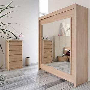 Porte Coulissante Miroir Placard : porte de placard coulissante moins cher advice for your ~ Premium-room.com Idées de Décoration
