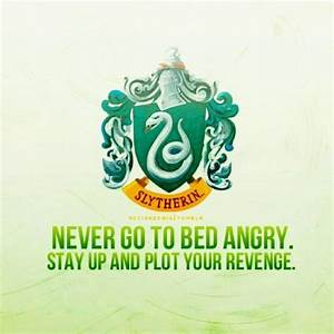 Slytherin   After All This Time-Always   Pinterest