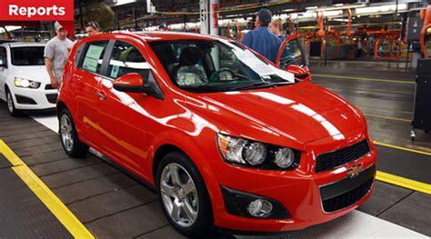 Setelah Indonesia, Produksi Chevrolet Aveo Di Thailand