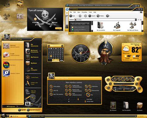 Premium Themes Stardock Store Product Premium Theme Pirate