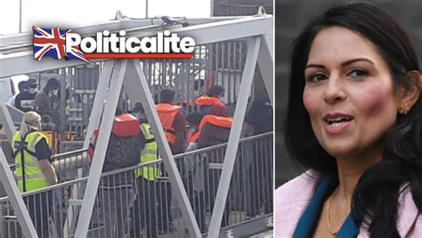 DOVER CRISIS: Priti Patel Vows To Crack Down On Illegal ...