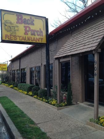 Back Porch Kilgore by The Back Porch Kilgore Restaurant Reviews Phone Number