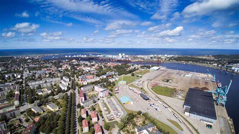 Ventspils - Stena Line Freight