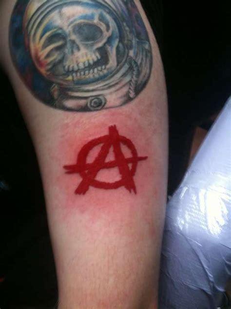 anarchy tattoo