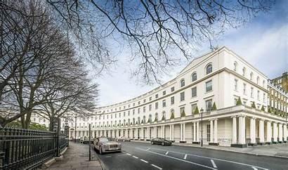 London Crescent Park Property Nash Regent Regents