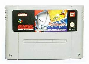 Buy Ultraman: Towards the Future SNES Australia