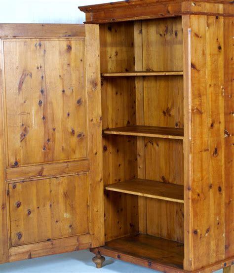 antique armoire tyrol bookcase armadio cirmolo tirolese