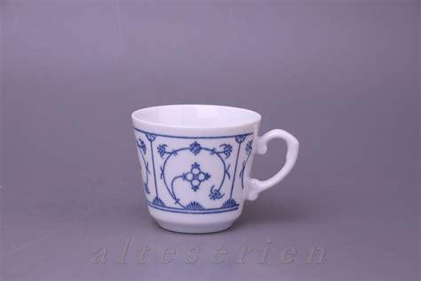 Indisch Blau Kahla by Kahla Indisch Blau Saks Kaffeetasse D 8 Cm H 7 Cm Alteserien